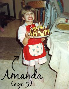 amanda little cake