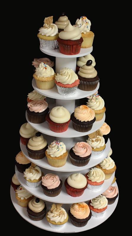 Cupcake Stands Oakleaf Cakes Bake Shop